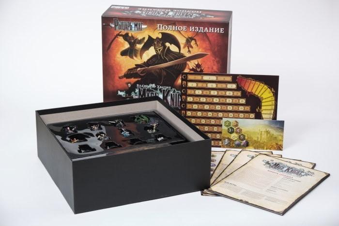Рыцарь-маг. Полное издание (Mage Knight: Ultimate Edition) + уникальное промо!
