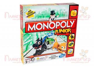 Моя первая монополия (My first Monopoly)