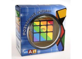 Умный Кубик 3х3 Радужный черный (Smart Cube Rainbow Black)