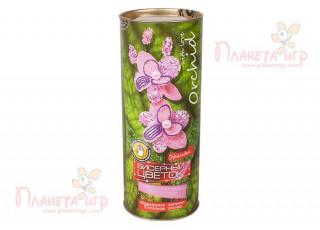 Цветок из бисера. Орхидея