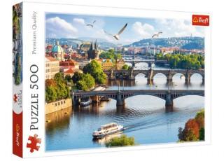 Пазл Прага, 500 эл.