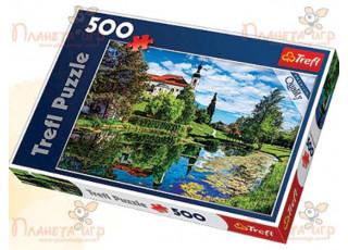 Пазл Озеро Чимси, Германия, 500 эл.