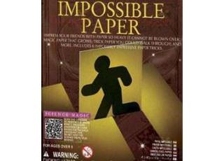 Магическая наука. Невероятная бумага