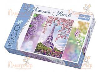 Пазл Весна в Париже, 1000 эл.