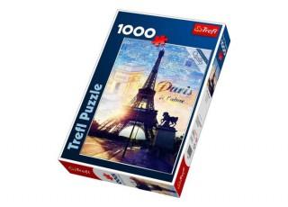Пазл Париж на рассвете, 1000 эл.