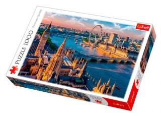 Пазл Лондон, Англия, 1000 эл.