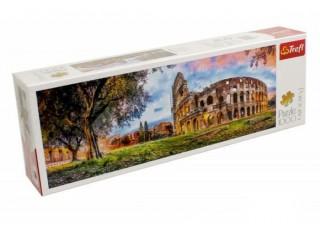Пазл Колизей на рассвете, 1000 эл. (панорама)