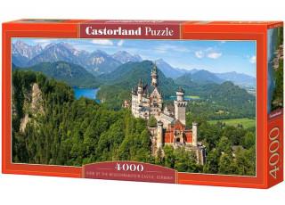 Пазл Замок Нойшванштайн, Германия, 4000 эл.
