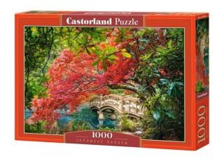 Пазл Японский сад, 1000 эл.
