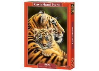 Пазл Тигры, 500 эл.