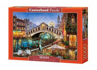 Пазл Канал Венеции, 2000 эл.