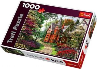 Пазл Викторианский дом, Дэвисон, 1000 эл.