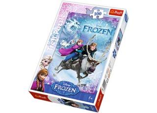 Пазл Frozen, 100 эл.