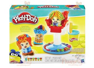 Набор для лепки Play-Doh. Сумасшедшие причёски