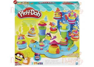 Набор для лепки Play-Doh. Карнавал сладостей