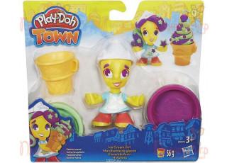 Набор для лепки Play-Doh Город. Фигурки (в ассорт.)