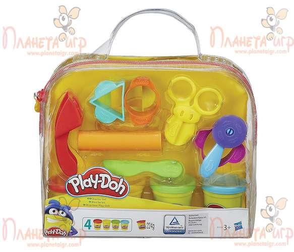 Набор для лепки Play-Doh. Базовый