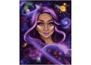 Раскраска по номерам. Тюльпаны (40х50)
