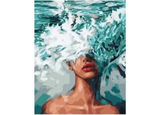 Раскраска по номерам Лето в Провансе (40х50)