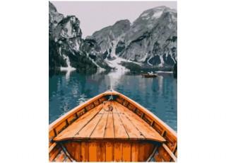 Раскраска по номерам. Тайны леса (40х50)