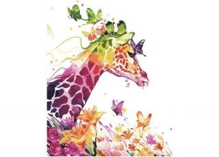 Раскраска по номерам. Морские приключения (40х50)