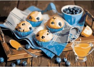 Раскраска по номерам Гапчинская Некоторые девочки рождаются сразу принцессами (40х50)