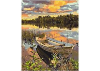 Раскраска по номерам В мире животных (40х50)