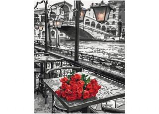 Раскраска по номерам Плюшевые друзья (40х50)