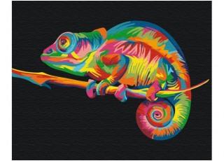 Раскраска-антистресс Волшебные цветы (20х20)