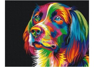 Раскраска по номерам Венеция (40х50)