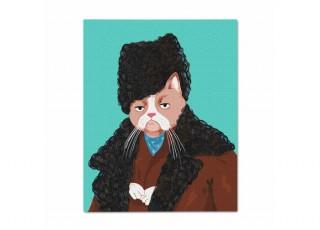 Раскраска по номерам Осень (40х50) (ArtStory)