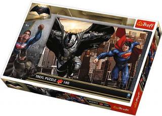 Пазл Бэтмен против Супермена, 160 эл.
