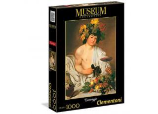 Пазл Museum Collection Вакх, Караваджо, 1000 эл.