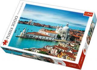 Пазл Венеция, 2000 эл.