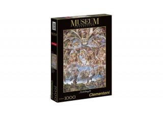 Пазл Museum Collection Вселенский суд, Микеланджело, 1000 эл.