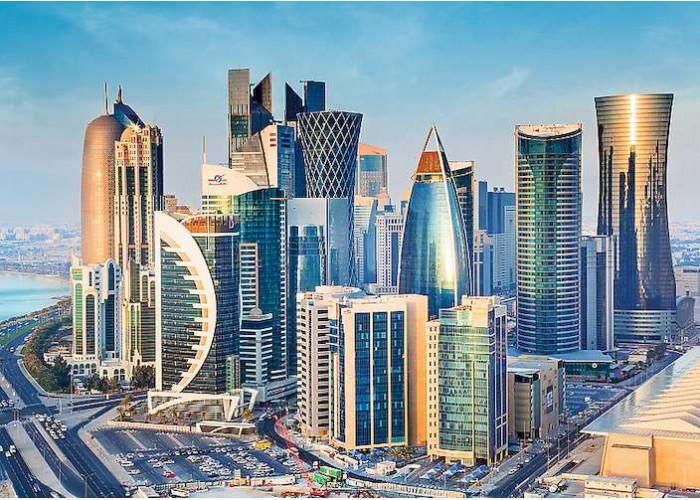 Пазл Доха, Катар, 2000 эл.