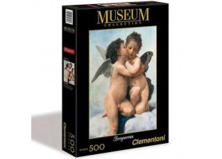 Пазл Museum Collection Купидон и Психея, Бугро, 500 эл.