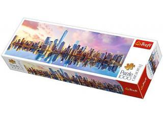 Пазл Манхэттен, Нью-Йорк, 1000 эл. (панорама)