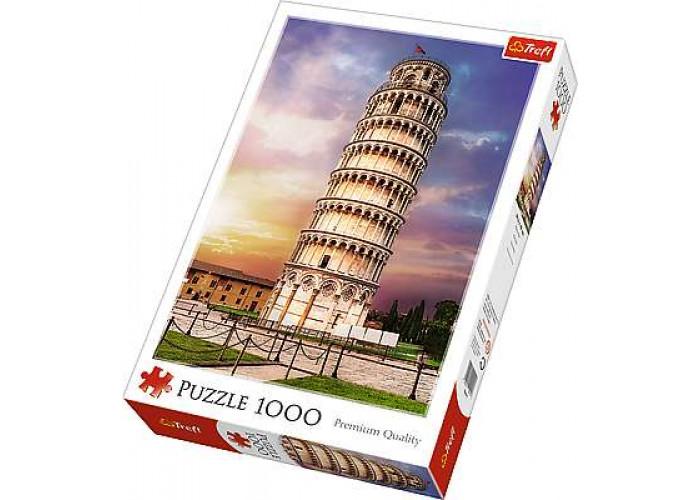 Пазл Пизанская башня, 1000 эл.