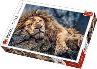 Пазл Спящий лев, 1000 эл.