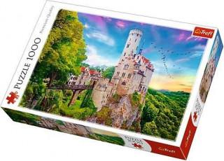 Пазл Замок в Лихтенштейне, 1000 эл.