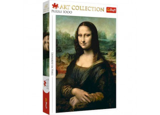 Пазл Мона Лиза, Леонардо да Винчи, 1000 эл.