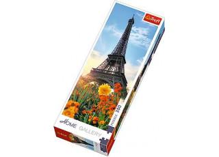 Пазл Эйфелевая башня в цветах, 300 эл.