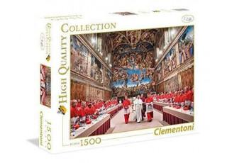 Пазл Папа Франческо, 1500 эл.