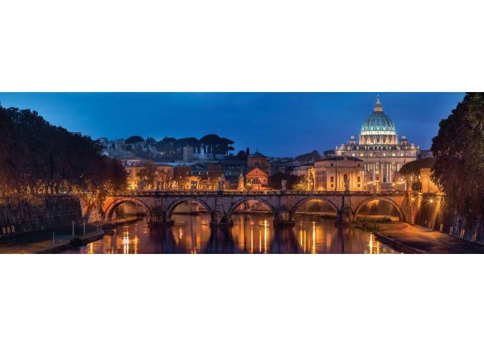 Пазл Рим, 1000 эл. (панорама)