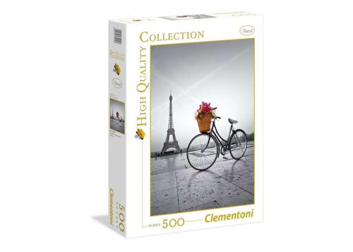 Пазл Романтическая прогулка в Париже, 500 эл.