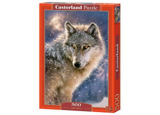 Пазл Одинокий волк, 500 эл.