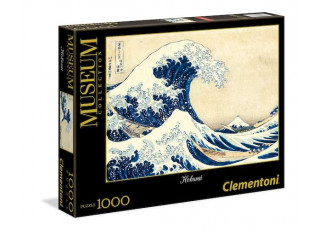 Пазл Museum Collection Большая волна, Кацусика Хокусай, 1000 эл.