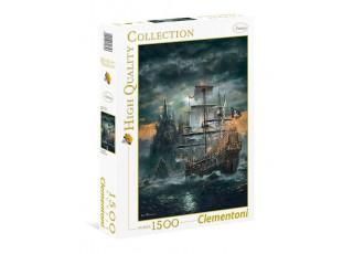 Пазл Пиратский корабль, 1500 эл.