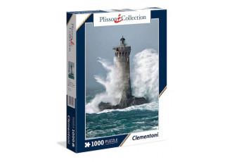 Пазл Plisson Collection Маяк-башня Фур, 1000 эл.